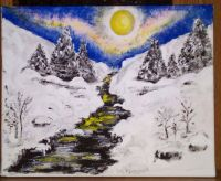 zimski_suton_ulje_na_platnu_30x23