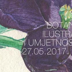 Dan botaničke ilustracije i umjetnosti – izložba...