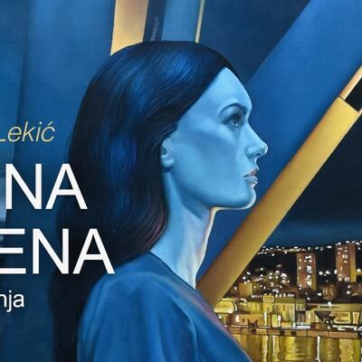 """Izložba Emanuele Lekić - """"Noćna smjena"""""""
