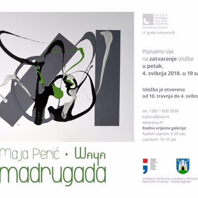 Izložba Maje Perić – Madrugada