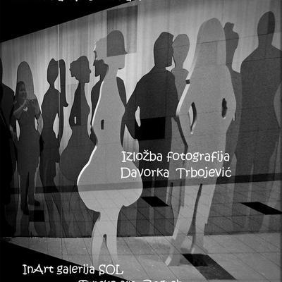 """Izložba fotografija Davorke Trbojević """"Što intrigira ... otkriva ili skriva ?"""
