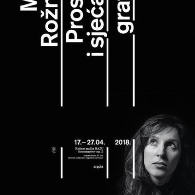 Predstavljanje grafičke mape i otvorenje izložbe Maja Rožman