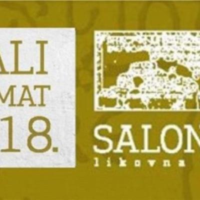 Likovna izložba Mali Format 2018. u Solinu