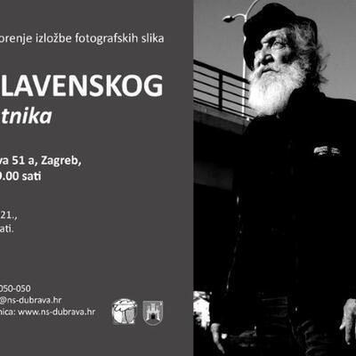 """Izložba Dalibora Slavenskog """"Snovi jednog putnika"""""""
