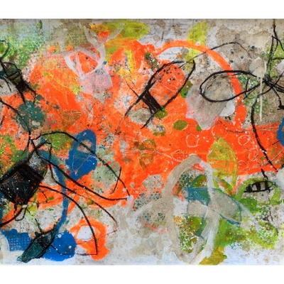 "Samostalna izložba slika Aleksandera Brezlana ""NEUOKVIRENO / BOUNDLESS"""
