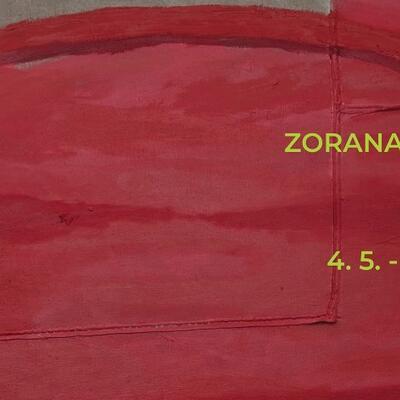 """Izložba Zorane Unković """"DAMAR"""""""