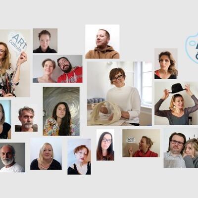 Natječaj za nove članove i goste-izlagače online zajednice umjetnika Art ćakula